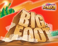 Big Foot Scratch