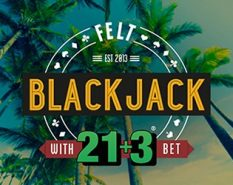Blackjack 21 + 3