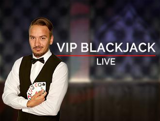 VIP Blackjack Live