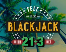 Blackjack 21+3